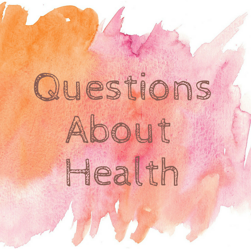 Health questions answered
